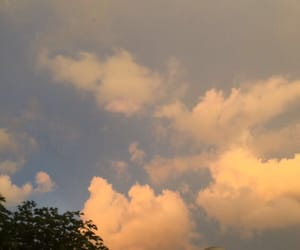 aesthetic, afternoon, and cielo image