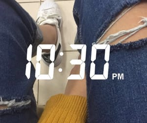 adidas, jeans, and yellow image