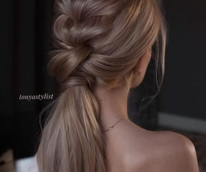 braids, hair, and hairstyles image