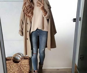 classic, clothes, and fashion image