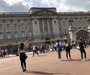 architecture, beauty, and Buckingham palace image