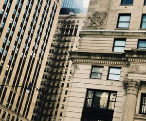aesthetic, beige, and buildings image
