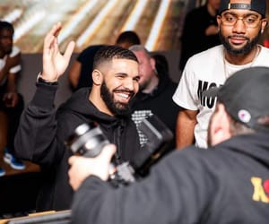 Drake, king, and aubrey image
