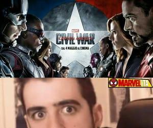 civil war, funny, and meme image