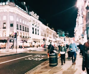 blogger, light, and night image