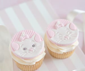 aristocats, cupcakes, and disney image