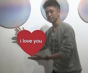 I Love You, wholesome, and love meme image