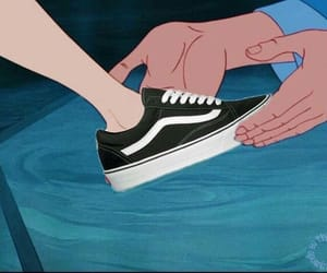 vans, alternative, and disney image