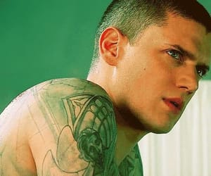 prison break, gif, and wentworth miller image
