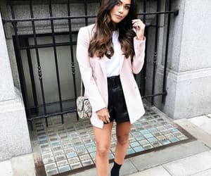 bag, blazer, and boots image
