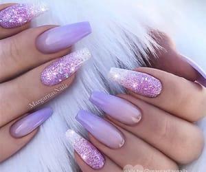 claws, long nails, and nails image