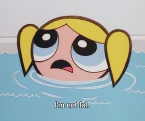 bubbles, quotes, and power puff girls image