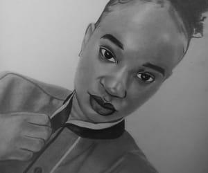 african art, portraits, and kenyan artist image