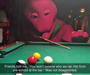 funny and barney image