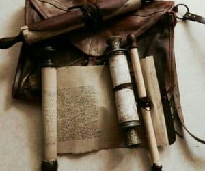 scrolls and aesthetic image
