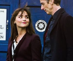 doctor who, the doctor, and peter capaldi image