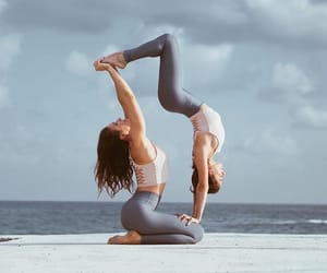 flexibility, yoga, and yogapose image