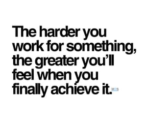 college, hard work, and inspiration image