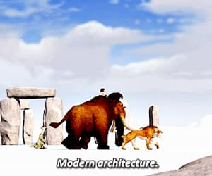 gif and ice age image