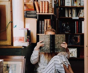 books, beautelicieuse, and bookshelves image