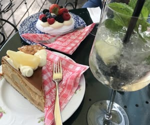 cakes, Sunday, and hugo image