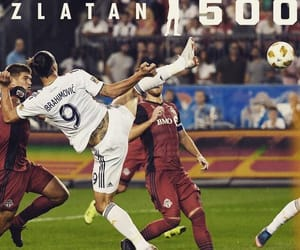football, la galaxy, and futbol image