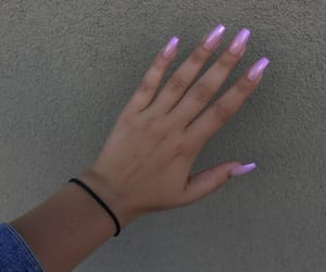 gel, nail art, and ombre image
