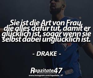 black, deutsch, and Drake image