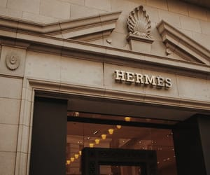 hermes, luxury, and store image