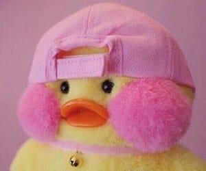 cute, duck, and kawaii image
