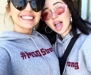 miley cyrus and noah cyrus image