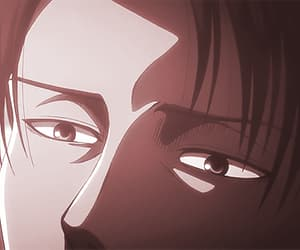gif, snk, and levi ackerman image