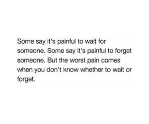 broken heart, forget, and full image