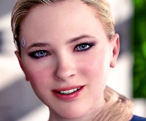 cyberlife, detroit become human, and chloe dbh image