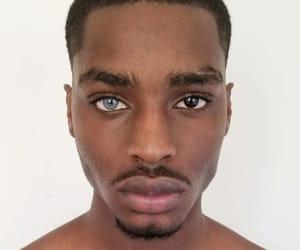 eyes, black boys, and melanin image