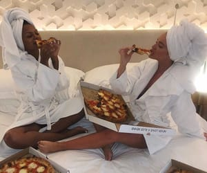 pizza, tumblr inspo, and site models goals image