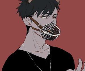 anime, gangsta, and boy image