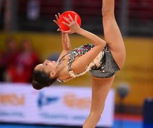 ball, rhythmic gymnastics, and vladinova image