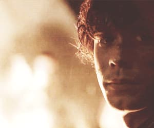 badass, gif, and bellamy blake image