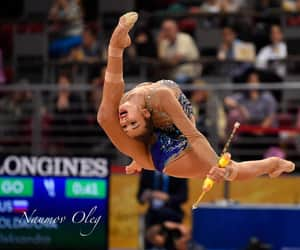 clubs, rhythmic gymnastics, and soldatova image