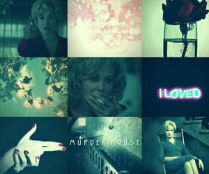 aesthetics, murder house, and constance langdon image
