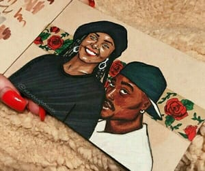 2pac, art, and artistic image
