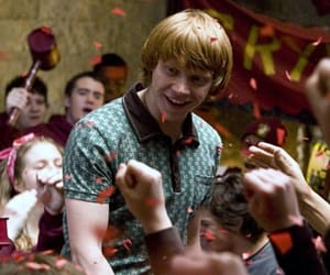 harry potter, rony weasley, and Harry Potter and the Half-Blood Prince image