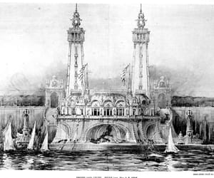 architecture, monument, and competition design image