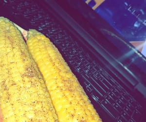 corn, delicious, and laptop image