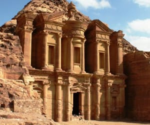 jordan trips to petra and ferry to aqaba for petra image