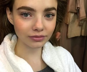 beautiful, kristine, and girl image