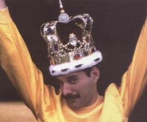 Queen, Elvis Presley, and Freddie Mercury image