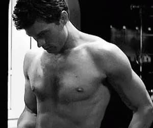 gif, fifty shades, and christian grey image