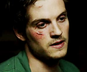 actor, funny face, and teen wolf image